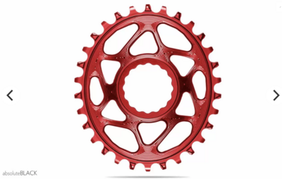 OVAL BOOST 148 CINCH DIRECT MOUNT CHAINRING FOR RACE FACE