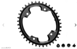 CX 1X OVAL 110/4 BCD N/W TRACTION CHAINRING