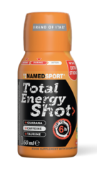 NAMEDSPORT TOTAL ENERGY SHOT ORANGE - 60ML