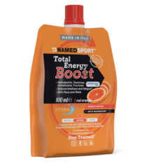 NAMEDSPORT TOTAL ENERGY BOOST - RED ORANGE 100ML