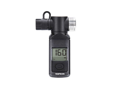 Topeak Merilec Tlaka Shuttle Gauge Digital