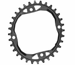 OVAL 104BCD CHAINRING FOR 12SPD SHIMANO HYPERGLIDE+ CHAIN