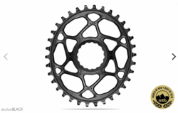 PREMIUM OVAL CINCH DIRECT MOUNT CHAINRING FOR RACE FACE 6MM