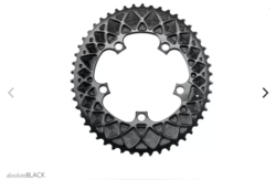 PREMIUM OVAL ROAD 110/5 BCD CHAINRING FOR SRAM