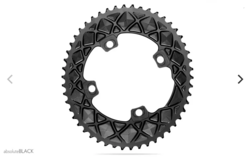 PREMIUM OVAL ROAD 2X CHAINRING FOR ALL FSA ABS CRANKS 4 & 5 BOLT