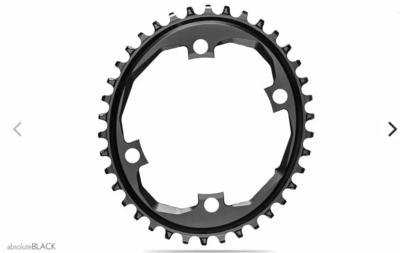 OVAL PREMIUM CHAINRING FOR SRAM APEX 1 ( 38T, 40T, 42T)