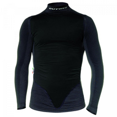 OUTWET LONG SLEEVE BASE LAYER WITH WINDPROOF MEMBRANE subzero