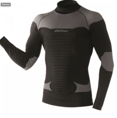 OUTWET LONG SLEEVE BASE LAYER deep impactwp3